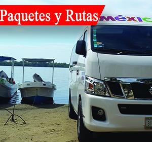 rutas turísticas en Oaxaca